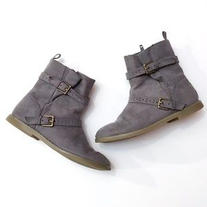 Old Navy Grey Boots